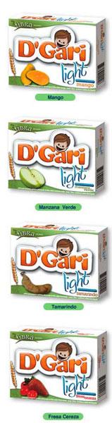 gelatina dgary