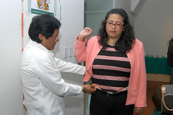 MEXICANOS AMENAZADOS POR LA DIABETES