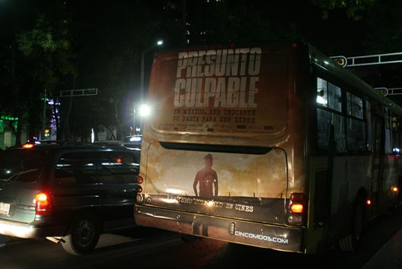 PRESUNTO CULPABLE CAUTIVA A CINÉFILOS