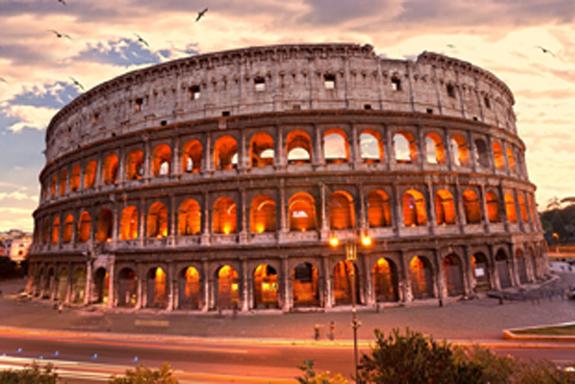 ROMA, LA CIUDAD DE SAN VALENTÍN